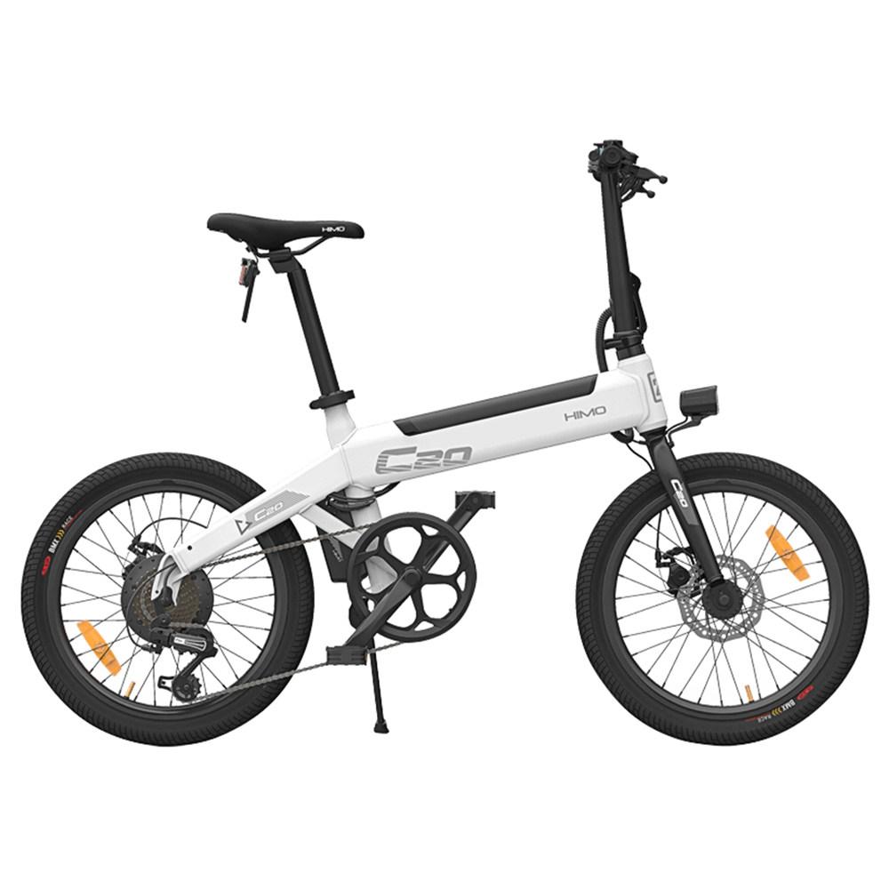Zložljivo električno kolo | HIMO C2 | Xiaomi | bela barva